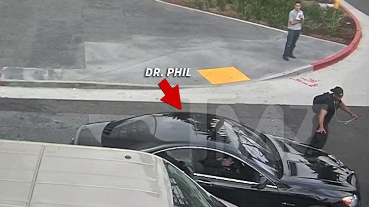 Dr  Phil Exonerated on Crash Surveillance Footage
