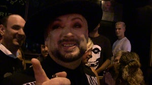 Boy George Doesn't Care About PC Casting for His Upcoming Biopic
