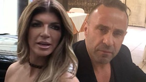 Teresa Giudice Says Joe Made Her Sign a Prenup