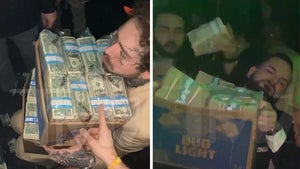 Post Malone Gets $50k Worth of Singles to Throw Around in Miami Club