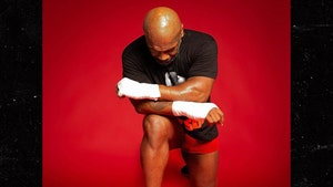 Mike Tyson Takes a Knee, Will Trump Take a Swing?