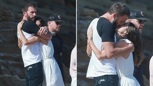 Ben Affleck and Ana de Armas' PDA Double Date With Matt Damon and Wife
