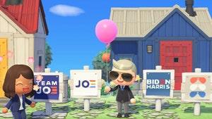 Biden-Harris Campaign Roll Out New Digital Merch On Animal Crossing