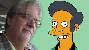 'Simpsons' Creator Matt Groening Says He's Proud of Apu's Character