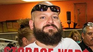 'Storage Wars' Investigates Jarrod Schulz Dom. Violence Case, Show Future Up in Air