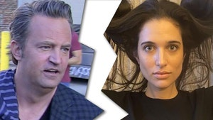 Matthew Perry and Molly Hurwitz End 6-Month Engagement