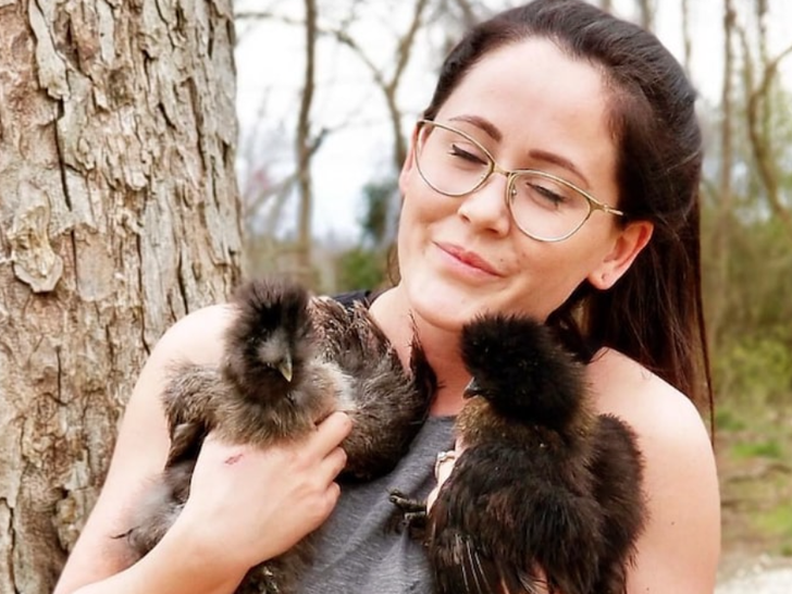 Jenelle Evans' Animal Photos