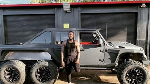 Aroldis Chapman Cops Insane Custom Kevlar-Coated Jeep For $150,000!