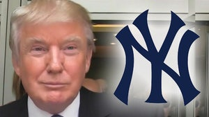 Donald Trump Reportedly Invited Himself To Yankees 1st Pitch, Jealous Of Fauci?