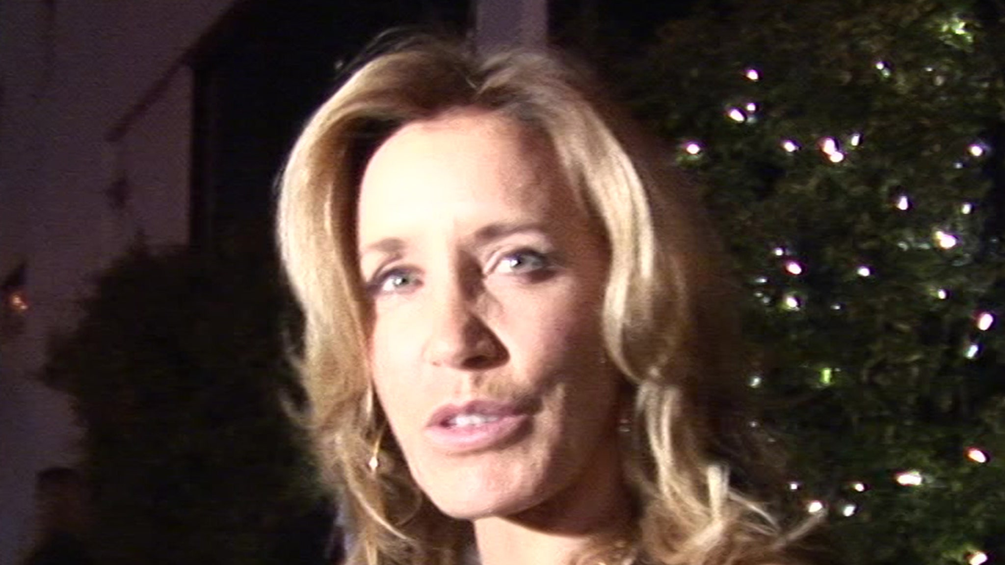 Felicity Huffman Lemme Travel Again, Judge ... All Done w/ My Sentence!!!