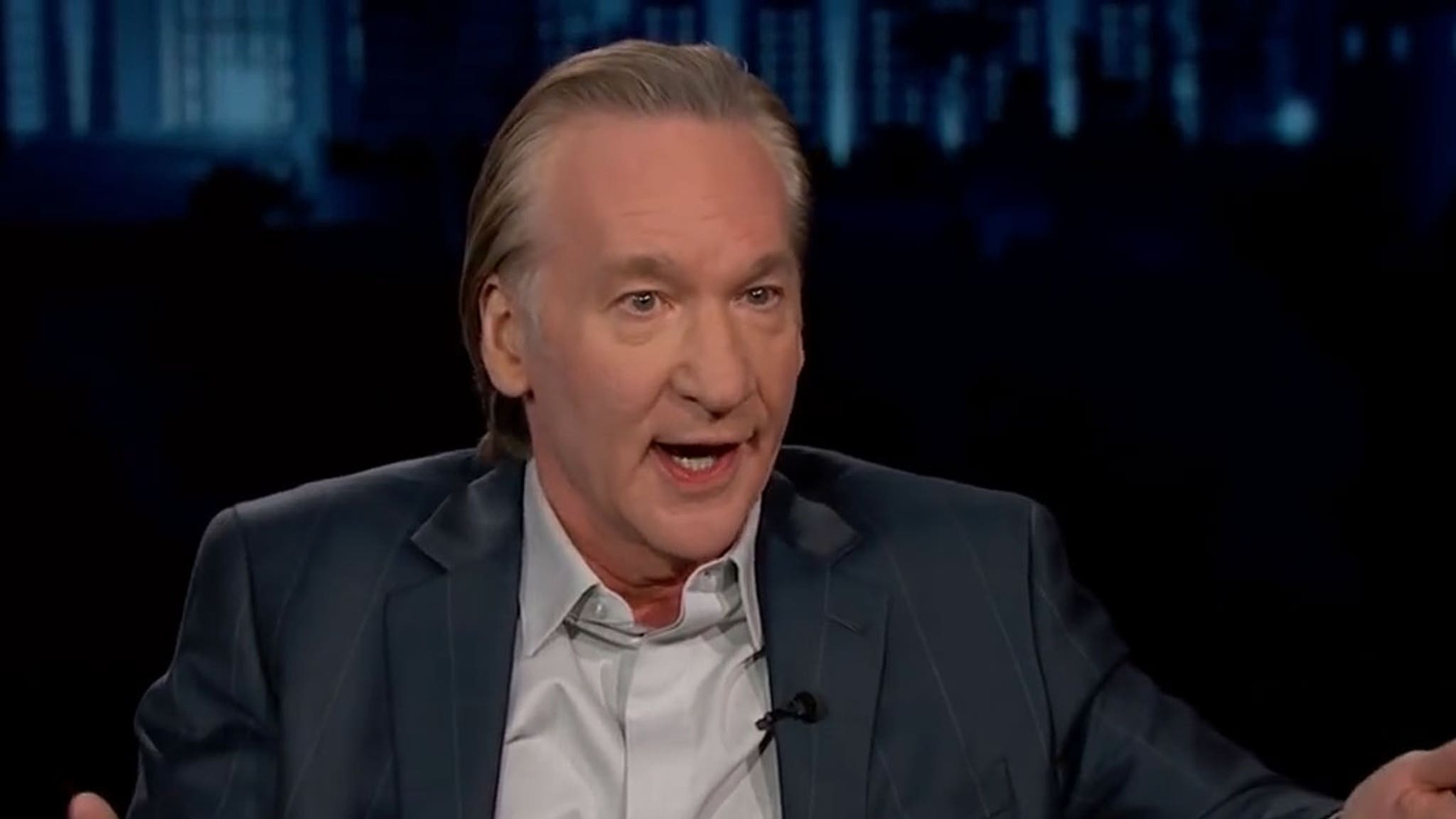 Bill Maher Criticizes RBG for Not Taking Obama's Hint to Retire