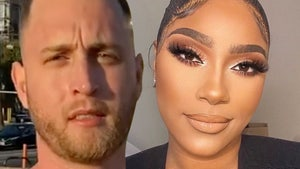 Chet Hanks' Ex Suing Him for $1 Million, Claims He Abused Her