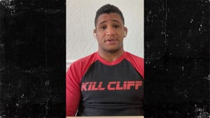 UFC's Gilbert Burns Concerned For Tyron Woodley, Jake Paul Might Destroy Him!