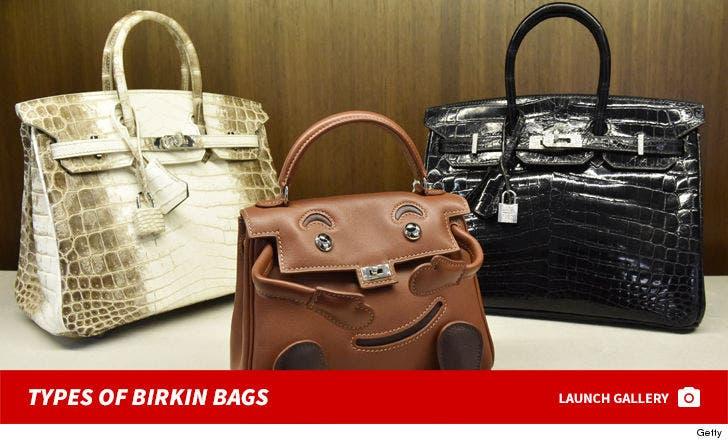Birkin Bag Photos