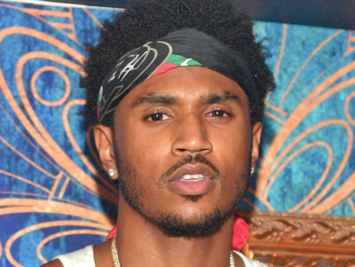 Trey Songz Arrested for Felony Domestic Violence