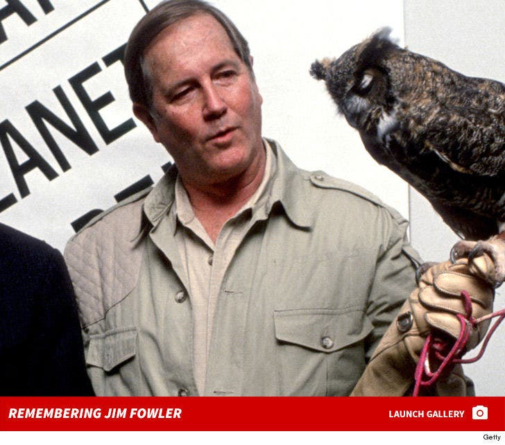 Remembering Jim Fowler