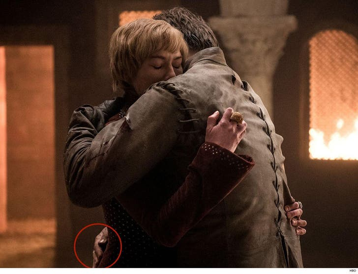 'Game Of Thrones' Flubs Again, Jaime's Hand Grows Back To