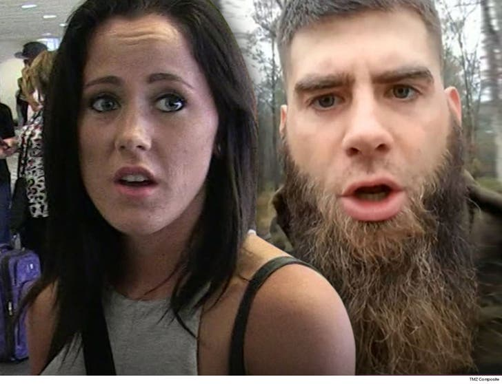 Jenelle Evans, David Eason Daughter Ensley Removed From House-3052
