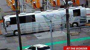 Justin Bieber -- Pot Bust on Tour Bus in Sweden