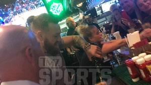 Conor McGregor Buys 100 Shots of Whiskey at Florida Bar!