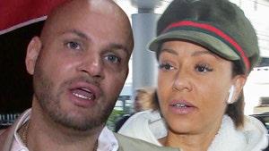 Mel B's Ex Stephen Belafonte Wants Piece of Spice Girls Tour Money