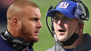NY Giants Deny Fistfight Between Head Coach Joe Judge And Assistant Marc Colombo