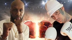 Lamar Odom Set to Fight Aaron Carter In Celebrity Boxing Match, 'Gonna Be a War'