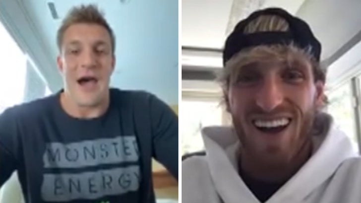 Logan Paul Sparred 4 Gronkowski Bros While Training for Mayweather, 'They're Massive'.jpg