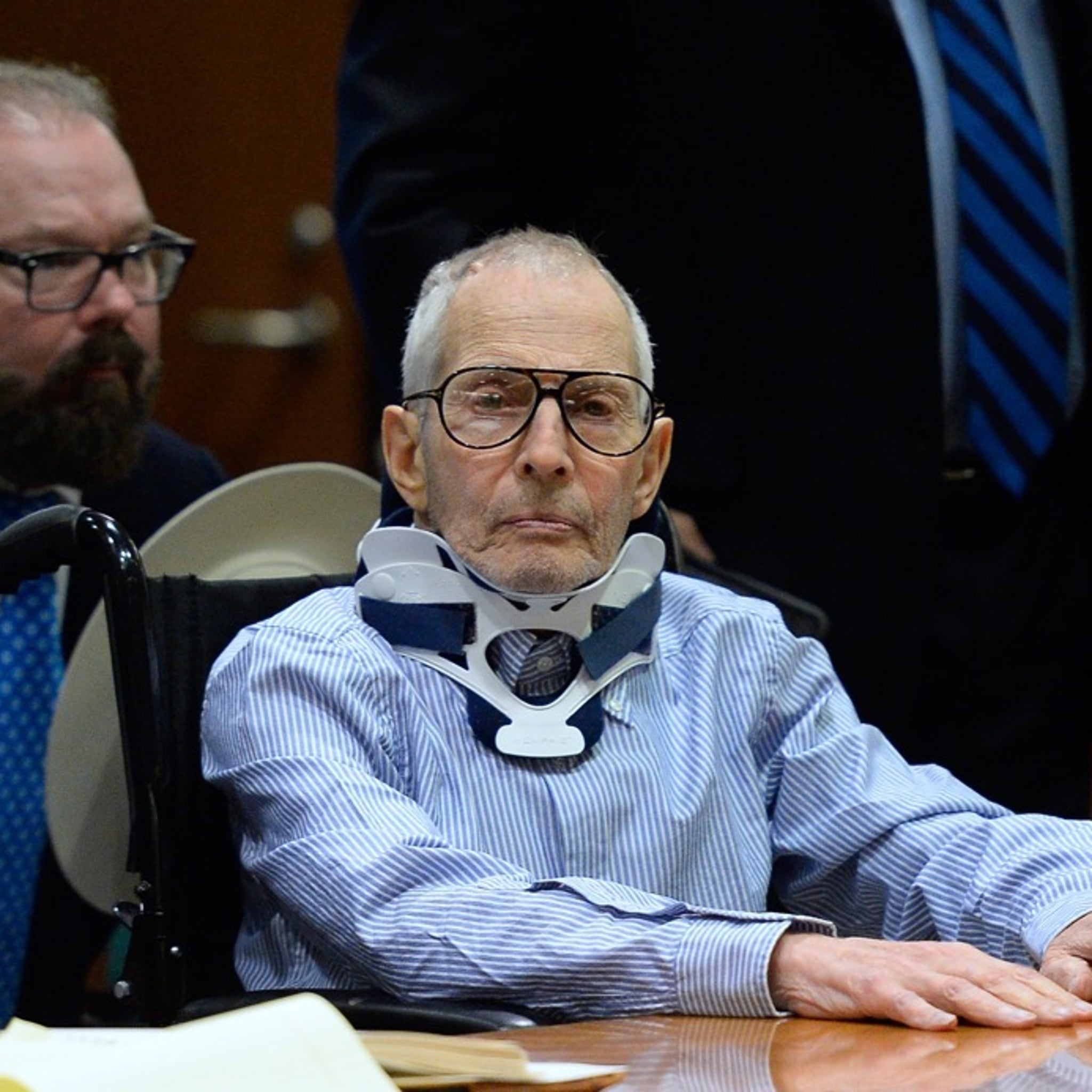 Robert Durst Wins Lawsuit Against Estate of Wife He Allegedly Murdered