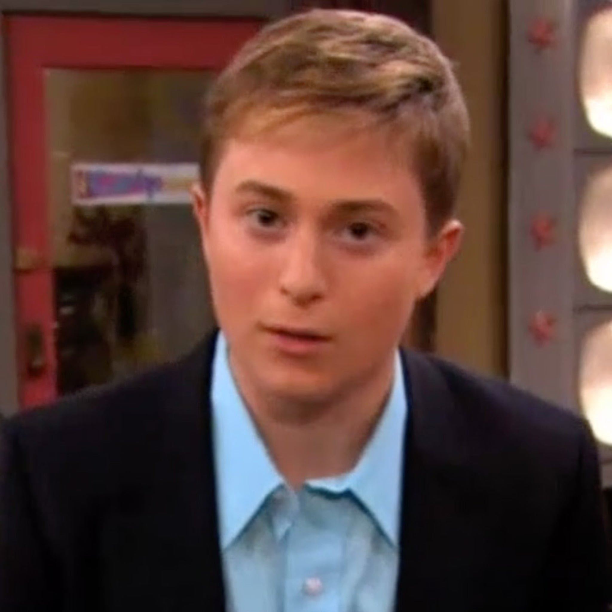 Nevel Papperman in 'iCarly' 'Memba Them?!