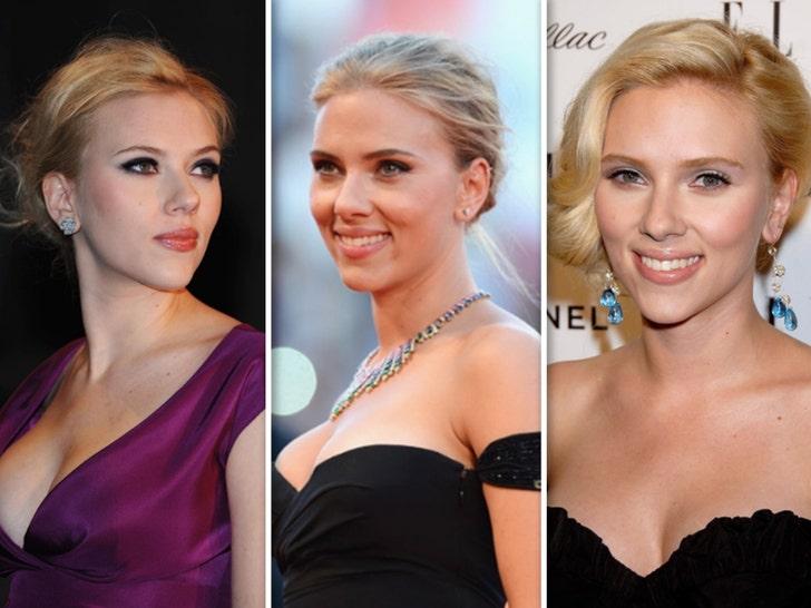 Scarlett Johansson's Hot Shots