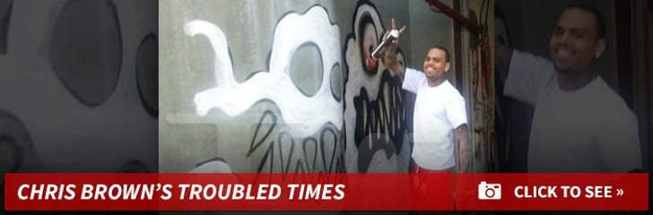 Chris Brown's Troubled Times