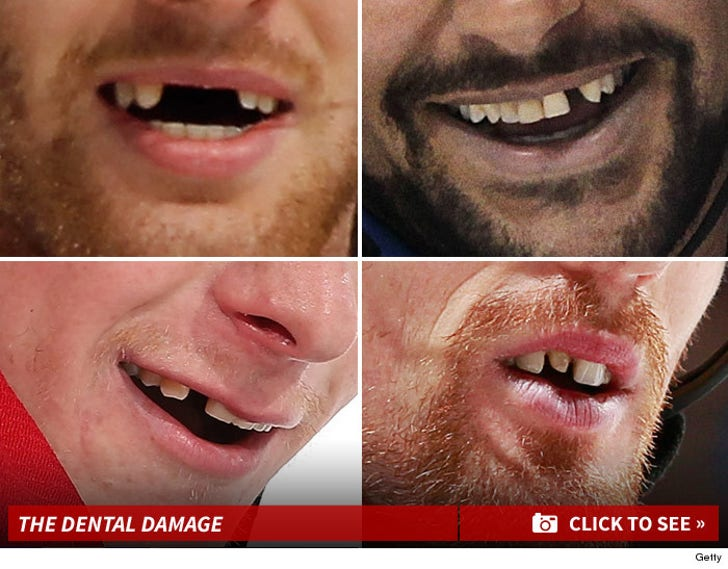 Hockey's Shining Smiles -- Guess Whose Grin!