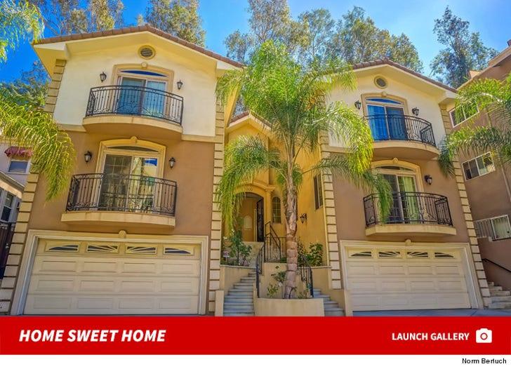 Farrah Abraham -- Hollywood Hills Home
