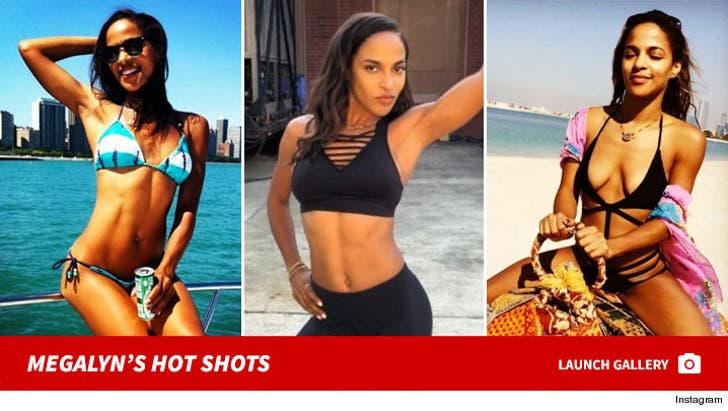 Megalyn Echikunwoke's Hot Shots