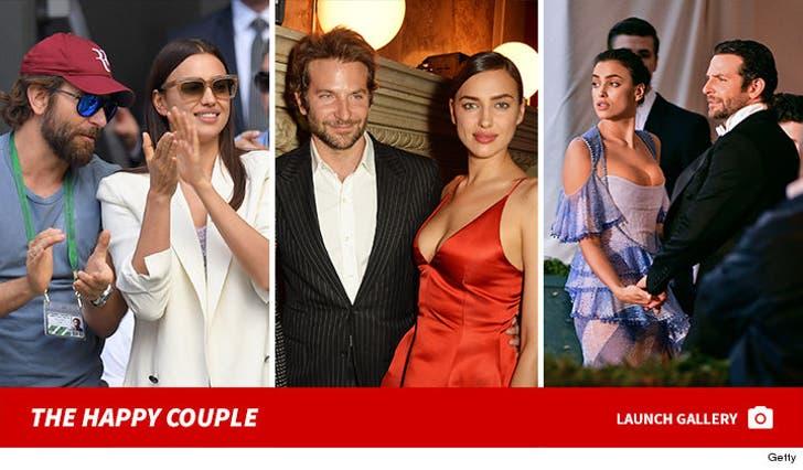 Bradley Cooper and Irina Shayk -- Before The Split