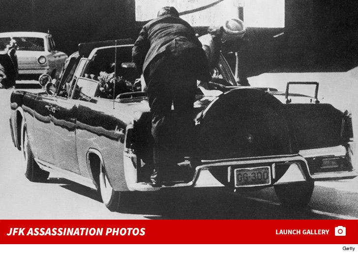 John F. Kennedy Assassination Photos