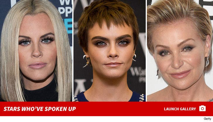 Stars Who've Spoken Up