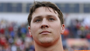 Josh Allen Apologizes for Racist Tweets, 'Young and Dumb'