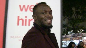 Usain Bolt Down For NFL If Patriots Or Packers Call, 'I'm Ready!'