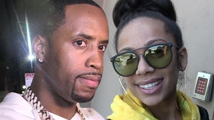 Safaree Gifts Erica Mena $42k Necklace For Her Birthday