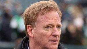 NFL Commish Roger Goodell Forgoes Salary Amid Coronavirus Pandemic