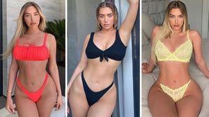 Anastasia Karanikolaou's Quarantine Hot Shots