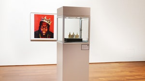 Biggie's Plastic Crown From Famed Shoot Sells for $594k at Auction