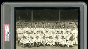 1927 Yankees Pic Signed By Babe Ruth & Lou Gehrig Hits Auction, Could Fetch $500k