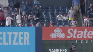 Yankees Fan Banned From MLB Ballparks For Life After Drilling Red Sox Star w/ Baseball