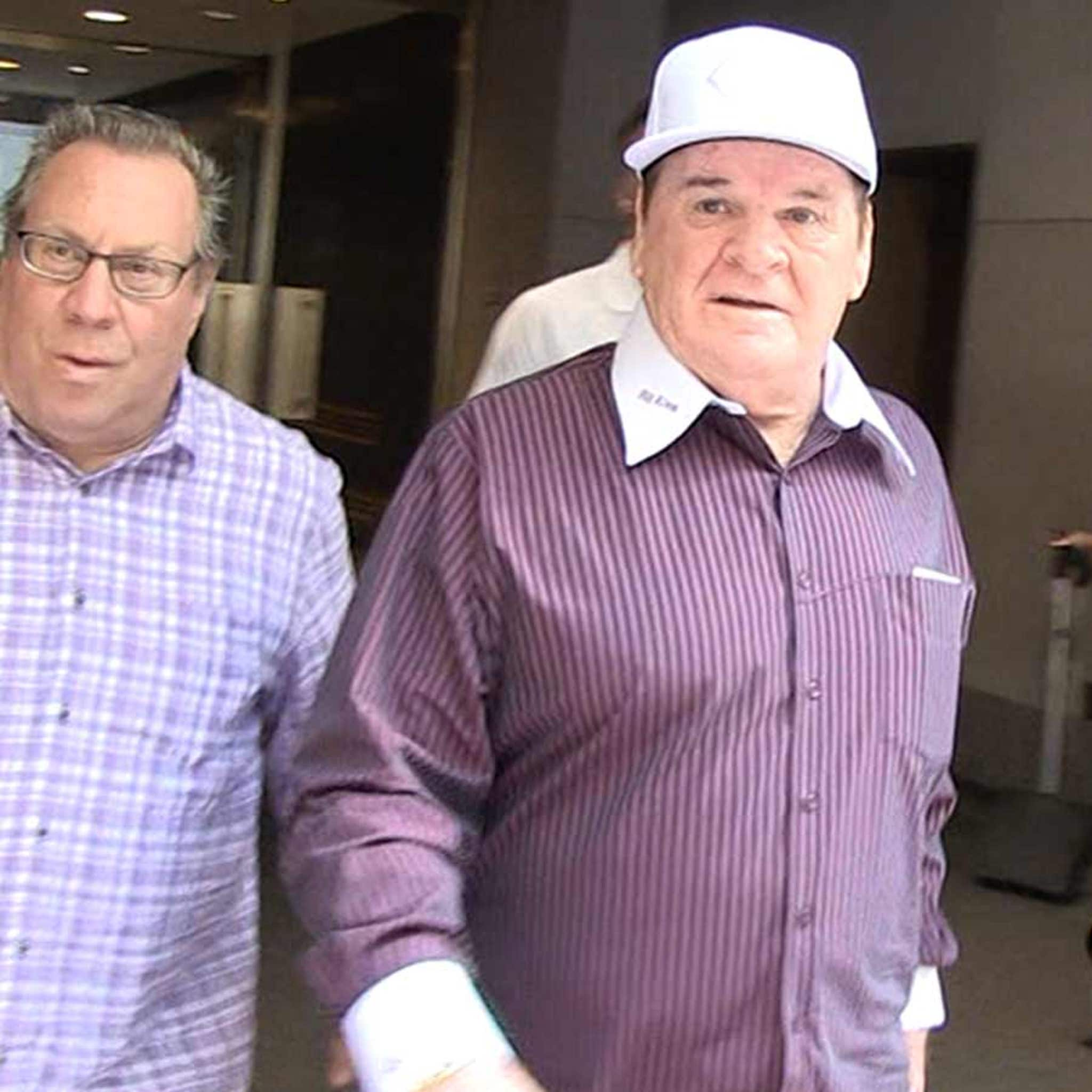 Pete Rose Reveals Best Player Missing From Hall Of Fame, It