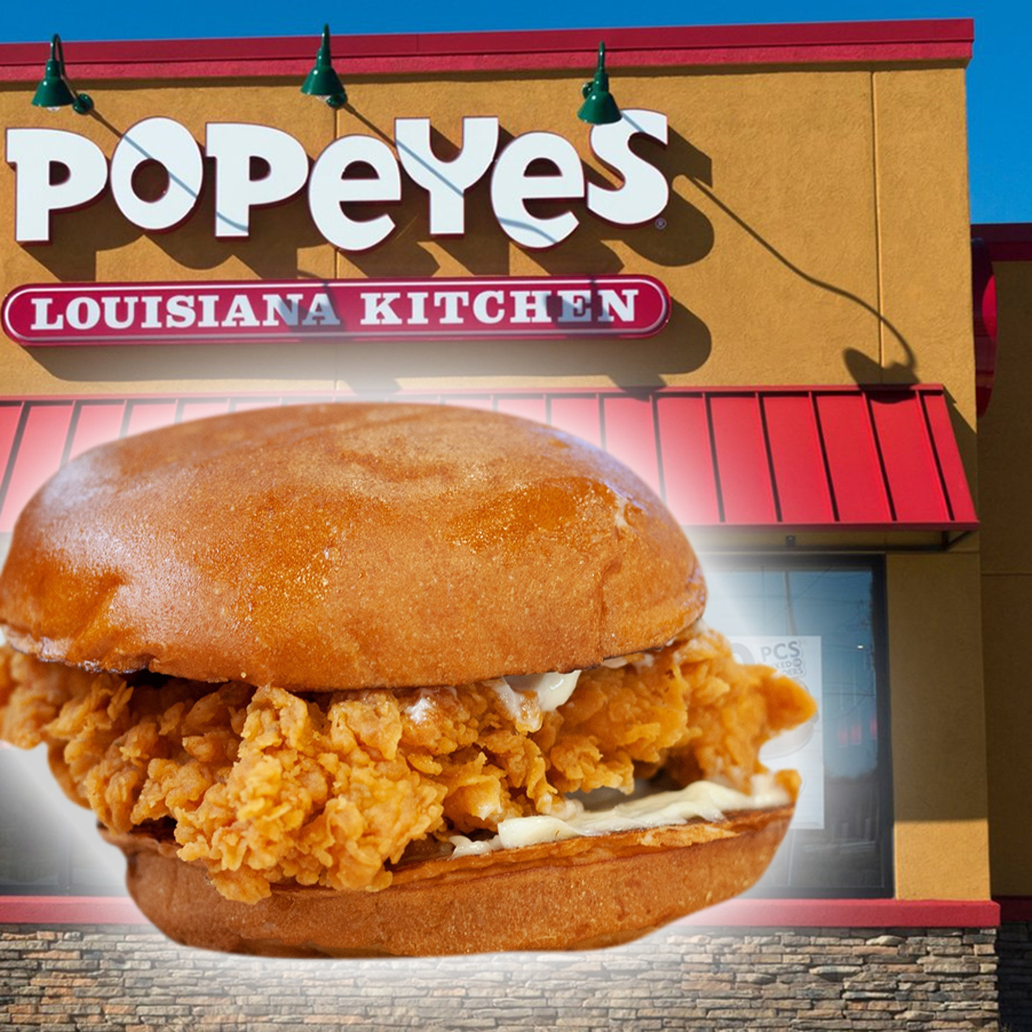Popeyes Not Pulling Chicken Sandwich Despite Murder And Mayhem