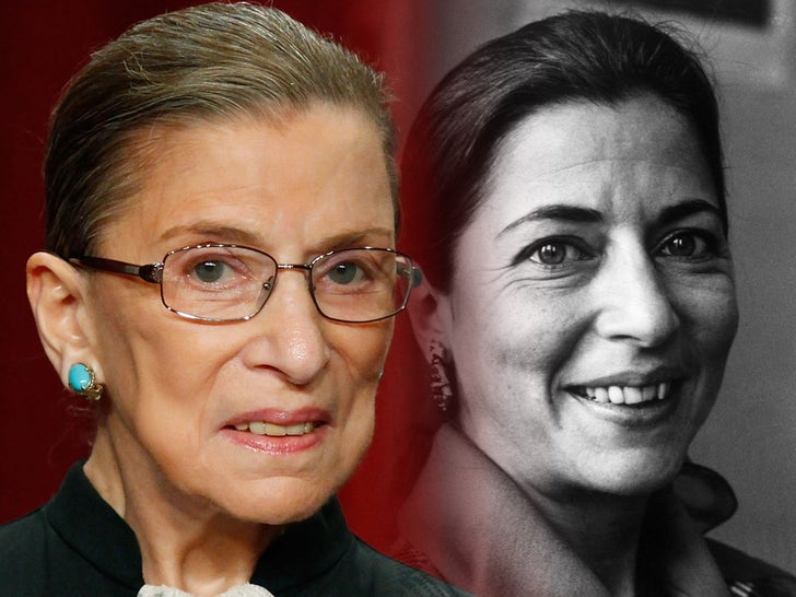 Ruth Bader Ginsburg Through The Years