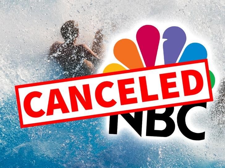 NBC pulls Ultimate Slip N Slide show